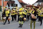 Faschingsumzug in Fernitz-Mellach